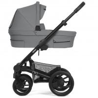 Mutsy Nio Kinderwagen, Inspire Light Shade 2019 (Gestell: schwarz)