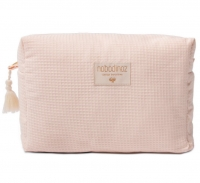 NOBODINOZ wasserdichte Windeltasche Diva - Dream Pink