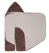 Snoozebaby Wickeldecke Trendy Wrapping, Muddy River