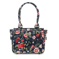 Ju-Ju-Be Be Sassy Wickeltasche, Midnight Posy