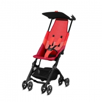 gb Goodbaby Pockit Air All Terrain Reisebuggy, Rose Red 2019