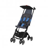 gb Goodbaby Pockit Air All Terrain Reisebuggy, Night Blue 2019