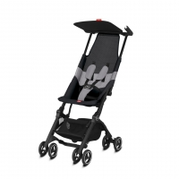 gb Goodbaby Pockit Air All Terrain Reisebuggy, Velvet Black 2019