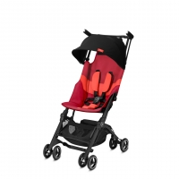 gb Goodbaby Pockit+ All Terrain Reisebuggy, Rose Red 2019