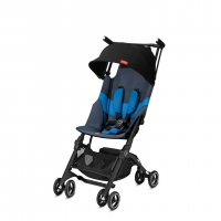 gb Goodbaby Pockit+ All Terrain Reisebuggy, Night Blue 2019
