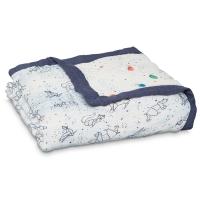 Aden Anais Kuscheldecke Silky Soft Dream Blanket - Stargaze