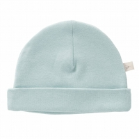 Fresk Baby Mütze, Blue Fog