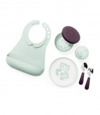 STOKKE Munch komplettes Ess-Set, Soft Mint