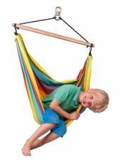 La Siesta Kinderhängestuhl Iri, Regenbogen