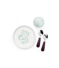 STOKKE Munch Essentials-Set, Soft Mint