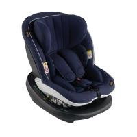 BeSafe iZi Modular i-Size Reboard Autositz, Navy Melange