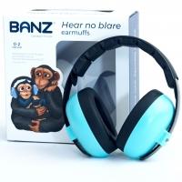 Banz Baby-Gehörschutz Bubzee, Lagoon Blue