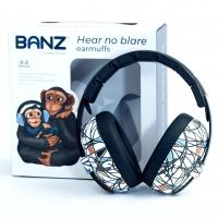 Banz Baby-Gehörschutz Bubzee, Stick & Stones