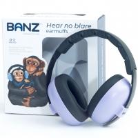 Banz Baby-Gehörschutz Bubzee, Orchid