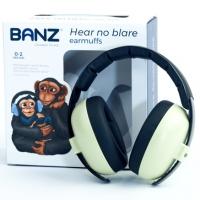 Banz Baby-Gehörschutz Bubzee, Peridot