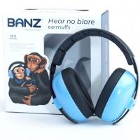 Banz Baby-Gehörschutz Bubzee, Sky Blue