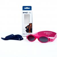 Banz Baby Bubzee Sonnenbrille, Petal Pink