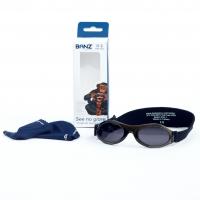 Banz Baby Bubzee Sonnenbrille, Onyx