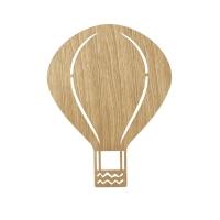 Ferm Living Wandlampe Luftballon, Eiche