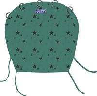 Dooky Sonnen- & Windschutz für den Kinderwagen, Green Star