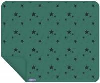 Dooky Kinderwagen-Decke, Green Stars