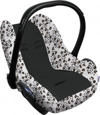 Dooky Babyschalenbezug - Little Leopard