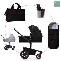 JOOLZ Day 3 Kinderwagen, Nero - 3KH Special Set Mobility