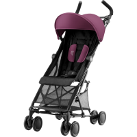 Britax Römer Holiday2, Wine Red 2019