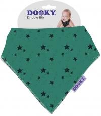 Dooky Dreieckstuch Green Star
