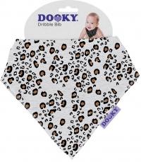 Dooky Dreieckstuch Leopard