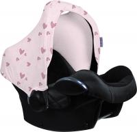 Dooky Hoody mit UV-Schutz, Pink Heart