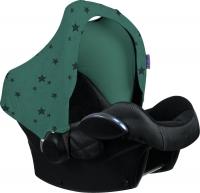 Dooky Hoody mit UV-Schutz, Green Star