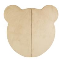 MISIOO Spielmatte Bär, Gold