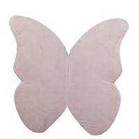 MISIOO Spielmatte Schmetterling, Hellrosa