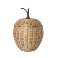 Ferm Living Aufbewahrungskorb, Apfel
