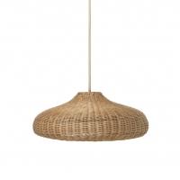 Ferm Living Deckenlampe aus Rattan