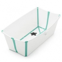 STOKKE Flexi Bath, White Aqua