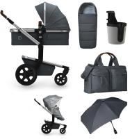 JOOLZ Day 3 Kinderwagen, Gorgeous Grey 2019 - 3KH Special Set Plus