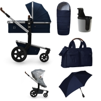 JOOLZ Day 3 Kinderwagen, Classic Blue - 3KH Special Set Plus