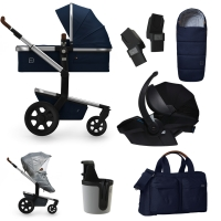JOOLZ Day 3 Kinderwagen, Classic Blue 2019 - 3KH Special Set Mobility