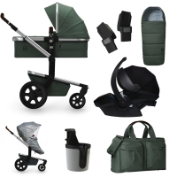 JOOLZ Day 3 Kinderwagen, Marvellous Green 2019 - 3KH Special Set Mobility