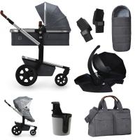 JOOLZ Day 3 Kinderwagen, Radiant Grey 2019 - 3KH Special Set Mobility