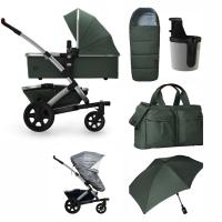 JOOLZ Geo 2 Kinderwagen, Marvellous Green - 3KH Special Set Plus