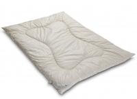 Cocoon Kinder Bettdecke aus Merino Wolle (500g/m2), 100 x 140 cm