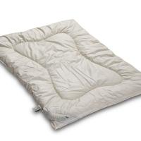 Cocoon Baby Bettdecke aus Merino Wolle (300g/m2), 70 x 100 cm