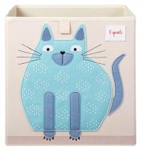 3 Sprouts Aufbewahrungsbox, Katze