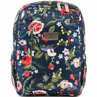 Ju-Ju-Be Mini Be Kinderrucksack, Midnight Posy