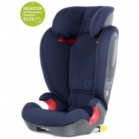 Avova Kindersitz Star-Fix i-Size, Atlantic Blue
