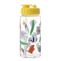 Petit Jour Trinkflasche aus Tritan, Le Zoo