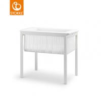 STOKKE Home Babywiege Cradle, White - Ausstellungsstück